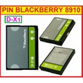 PIN BLACKBERRY 8910