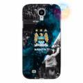 Ốp lưng Samsung Galaxy S4 in hình CLB Manchester City