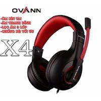 Tai nghe chụp tai OVANN X4 kèm Micro