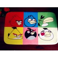 THẢM 3D Angry Birds CAO CẤP CHỐNG TRƯỢT