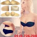 Áo ngực su dán không dây cúp ngực cao cấp