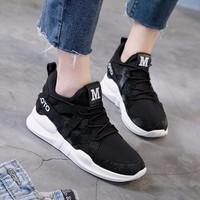 Giày Bata Phong Cách Hàn M