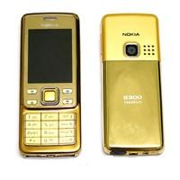 Điện Thoại Nokia 6300 Gold