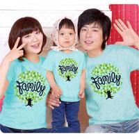 ÁO THUN GIA ĐÌNH FAMILY BỘ 3 áo