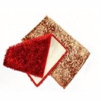 Bộ 2 thảm nhung bóng