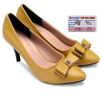 Giày nữ Huy Hoàng màu vàng