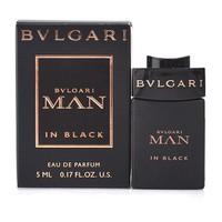 Nước Hoa Nam Mini Chính Hãng Bvlgari Man In Black EDP 5ml