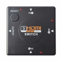 HDMI Switch Switcher Splitter - Bộ chuyển đổi HDMI Switch 3 port