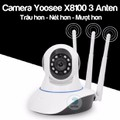 Camera Yoosee 3 Anten X8100 1MP Phiên bản 2 trâu hơn