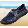 Giày lười chịu nước siêu bền, thoáng khí