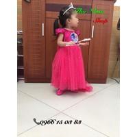 Đầm công chúa Elsa