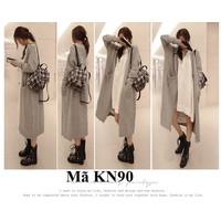 Áo khoác len cardigan nữ KN90