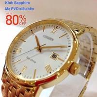 đồng hồ kính saphire