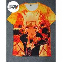 Áo Phông 3D Naruto