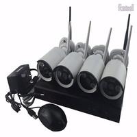 Bộ Kit Camera Không Dây NVR KIT 2.0M Full HD
