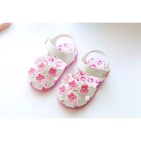 Giày tập đi cho bé gái - giày xinh cho bé yêu 0 đến 3 tuổi