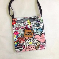 Túi Vải Tote Bag Piza XinhStore