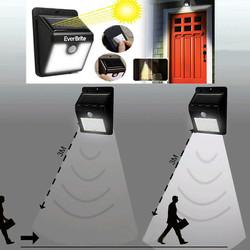 Đèn cảm biến hồng ngoại dùng pin sạc năng lượng mặt trời Ever Brite