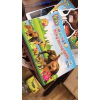bộ đồ chơi động vật trong rừng