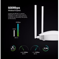 Bộ phát Wifi ToTo Link N600R - Bộ kích sóng 4 râu