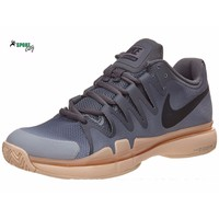 Giày tennis nữ Nike Zoom Vapor 9.5 Tour GreyOrange Womens Shoe