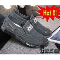 Giày lười naml SP -155