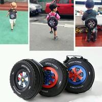 Balo bánh xe cho bé