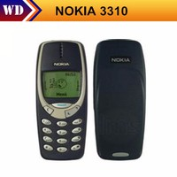 Điện Thoại Nokia 3310 Chính hãng,Tặng Pin Hamer dung lượng cao