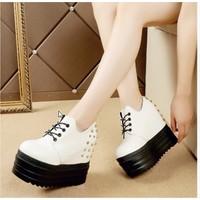 Giày bánh mì nữ cá tính BM055T