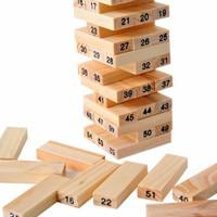 Combo 2 Đồ chơi rút gỗ thông minh giúp trẻ sáng tạo