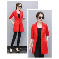 Áo khoác vest 2 lớp, chất umi co giãn tuyệt đẹp, hàng nhập Quảng Châu