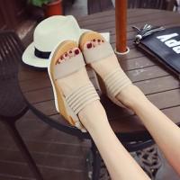 Giày sandal đế xuồng H.Q Cao cấp