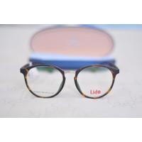 Gọng kính cận nhựa dẻo Nhật Lido - Đồi mồi