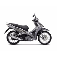 Xe số Honda Future Fi 125cc Vành Nan Hoa - Thắng Đĩa - Đen Xám Ghi