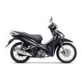 Xe số Honda Future Fi 125cc Vành Nan Hoa - Thắng Đĩa - Đen Xám