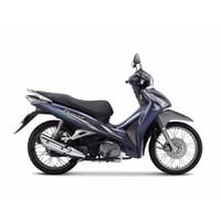 Xe số Honda Future Fi 125cc Vành Nan Hoa - Thắng Đĩa - Đen Xanh Xám