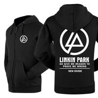 Áo khoác nam Linkin Park