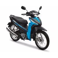 Xe số Honda Wave RSX Fi Vành nan hoa - Phanh cơ - Xanh Dương
