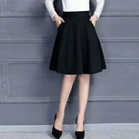Chân váy đẹp ko tỳ vết