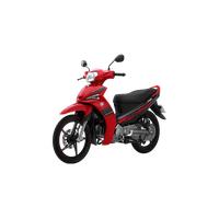 Xe Số Yamaha Sirius FI Mâm - Đỏ