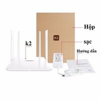 Wifi Modem K2 Phicomm  1200Mbps chuyên nghiệp Kích sóng 4 routers