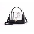 Túi xách thời trang nữ họa tiết khóa tròn - LN1378