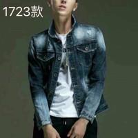 Những mẫu áo khoác jean nam mới nhất