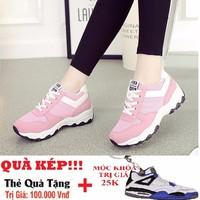 Giày thể thao nữ Hàn Quốc - TT001H