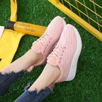 Giày thể thao nữ R2 hồng