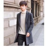 Áo khoác dạ nam phong cách
