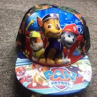 Nón in 3D bé trai hình chú chó Paw dễ thương CC161a