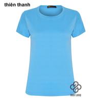 áo thun trơn cotton nữ đẹp giá rẻ Thiên Thanh