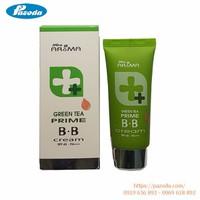 Kem nền đa năng trà xanh Mira Aroma Prime Green Tea B.B Cream
