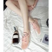 Giày bata hồng